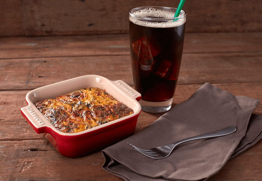 New Breakfast Options at Starbucks is Your New Wake-up Call