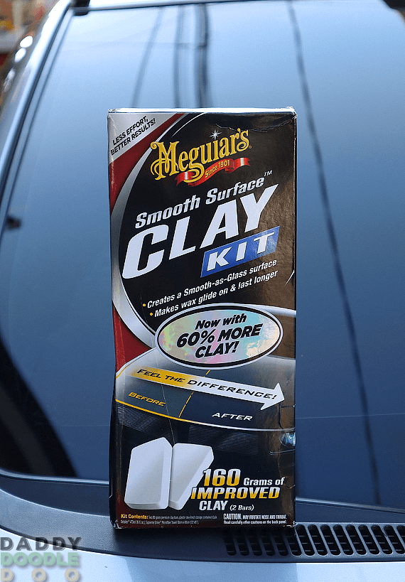 Why You Should Prep Your Car with Meguiars Clay Kit