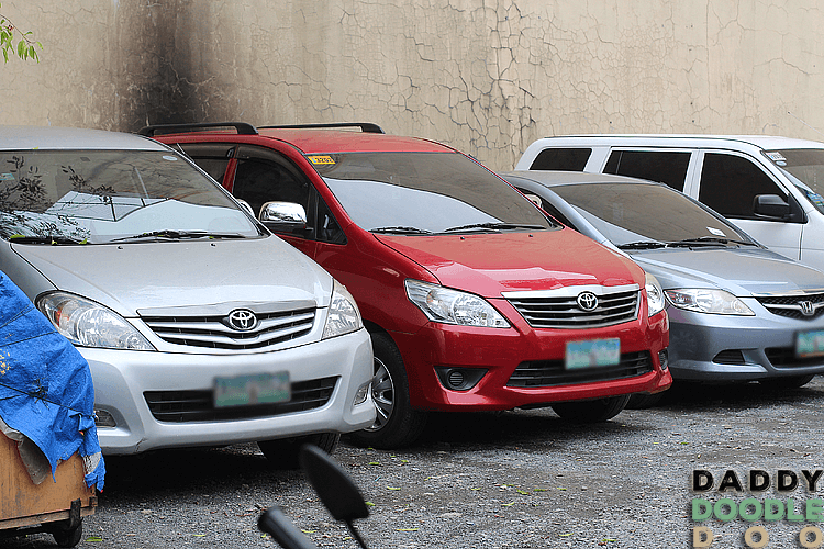 Where To Park In Quiapo
