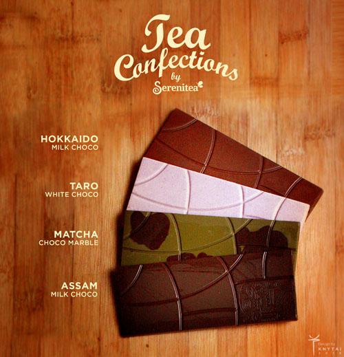 Enjoy a Different Tea Experience with Serenitea's Tea Confections