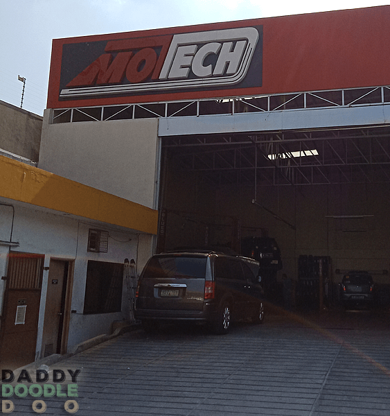 Motech: Fast and Reliable Service For Your Road Buddy