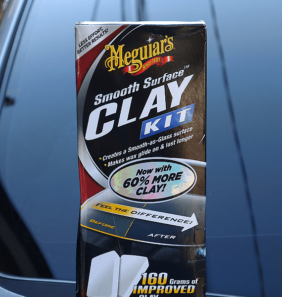 Why You Should Prep Your Car with Meguiar's Clay Kit